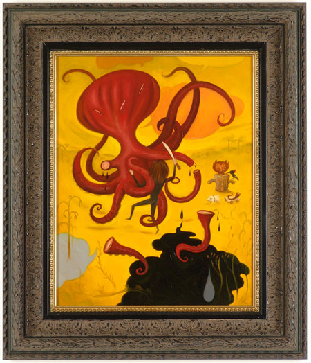Эйсид-поп сюрреализм Тодда Шорра. Изображение № 46.