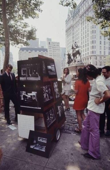 Хиппи-рынок в 70-е. Изображение № 11.