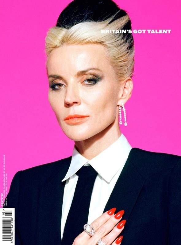 Обложки: Harper's Bazaar, Playing Fashion, Style.com/Print и другие. Изображение № 4.