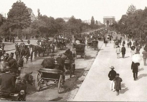Фотографии старого Парижа. Изображение № 25.