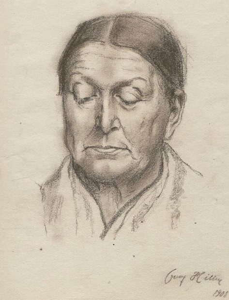 Наброски Адольфа Гитлера были проданы на аукционе. Изображение № 6.