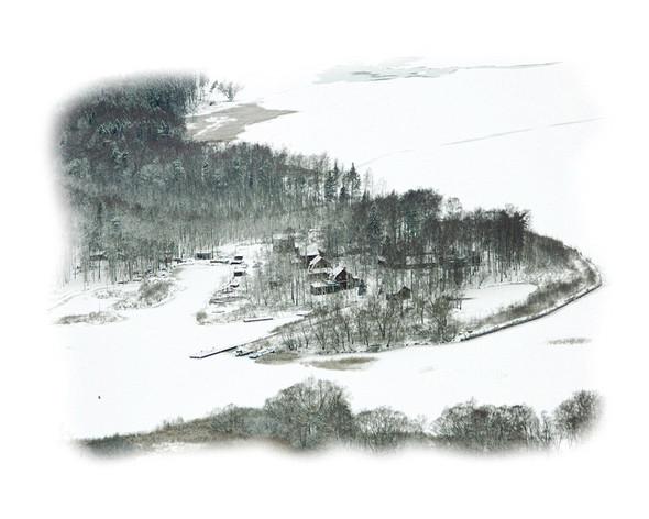 Зима в очень средней полосе. Изображение № 1.