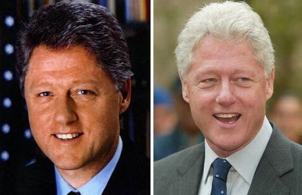Знаменитые люди: тогда и сейчас. Изображение № 2.