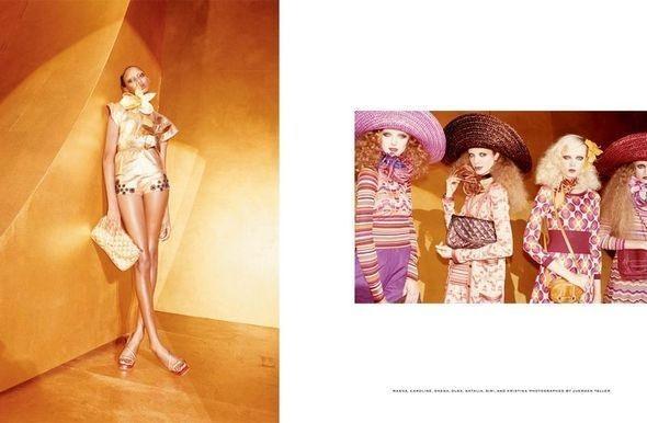 Изображение 54. Рекламные кампании: Celine, Marc Jacobs, Miu Miu и другие.. Изображение № 24.