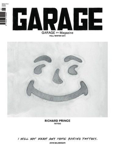 Обложка Ричарда Принца. Изображение № 1.