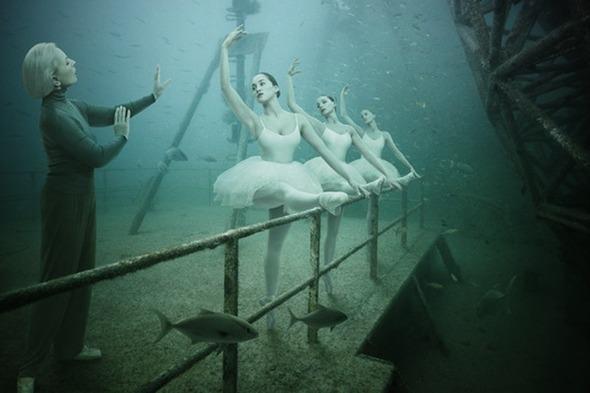 Подводная повседневная жизнь. Изображение №1.