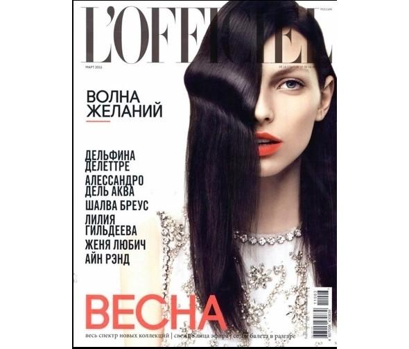 Изображение 20. Коллекция Dolce & Gabbana SS 2011 появилась на 42 обложках журналов.. Изображение № 26.