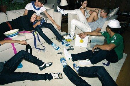 Adidas Originals 60 летподошв иполосок. Изображение № 6.