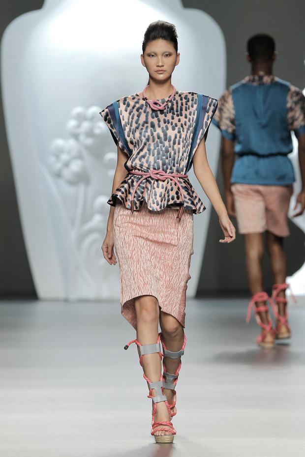 Madrid Fashion Week SS 2013: ANA LOCKING . Изображение № 5.