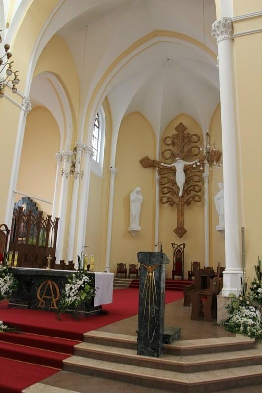 Католический собор в Москве. Изображение № 10.