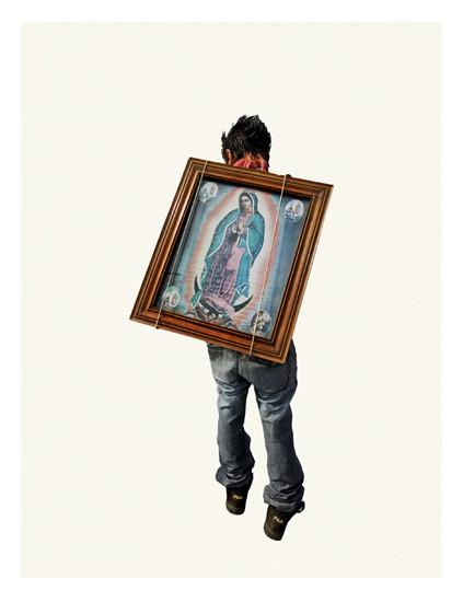 Изображение 10. Арт-портреты мексиканских паломников.. Изображение № 10.
