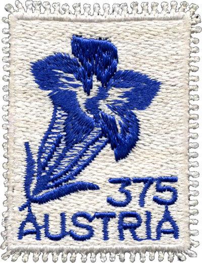 10 Самых необычных почтовых марок 2008. Изображение № 1.
