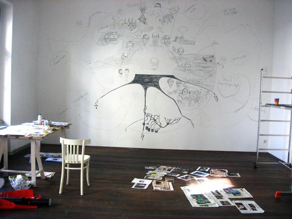 Дневник интерна: Будни младшего куратора современного искусства. Изображение № 19.