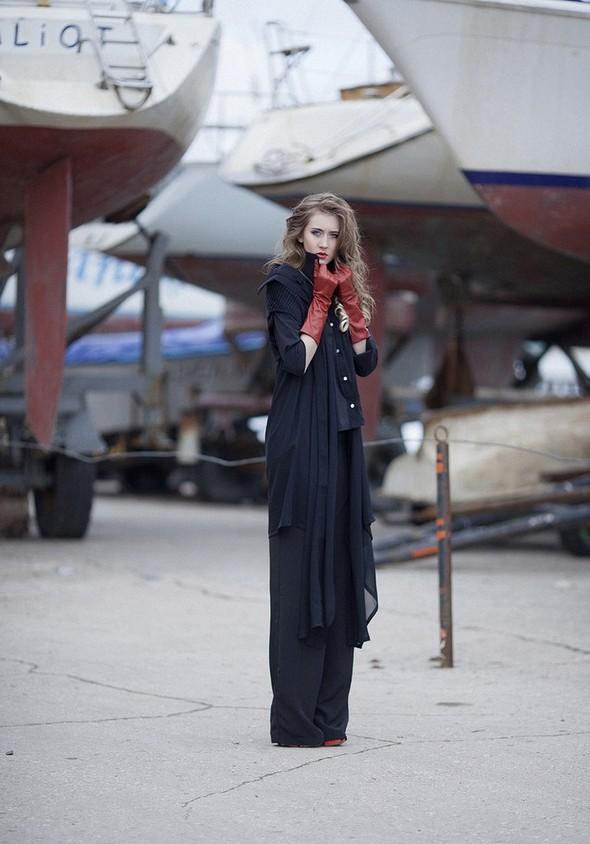 24 марта в рамках Mercedes-Benz Fashion Week Russia Яна Гатауллина пре. Изображение № 5.