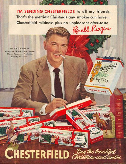 Винтажная реклама табака. Изображение № 2.