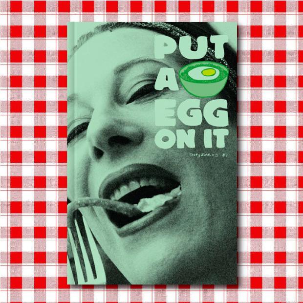 Съедобное-несъедобное: 10 журналов о еде и выпивке. Изображение № 25.