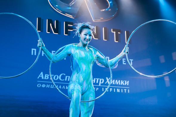Cirque du Soleil на открытии дилерского центра INFINITI. Изображение № 10.