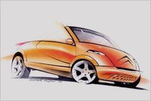 5 молодых российских автомобильных дизайнеров . Изображение № 23.