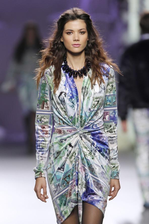 Madrid Fashion Week A/W 2012: Francis Montesinos. Изображение № 9.