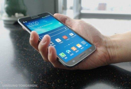 Samsung анонсировала смартфон с изогнутым дисплеем. Изображение № 4.