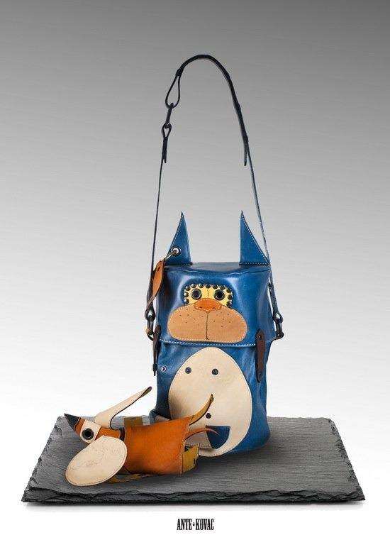 Как создавался бренд. Ante Kovac - сумки с картинками. . Изображение № 6.