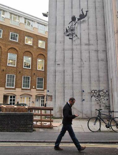 Лучшие стрит-арт проекты 2011 года. Изображение №66.
