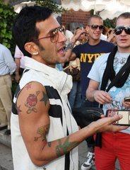 Marc Jacobs иего татуировки. Изображение № 1.