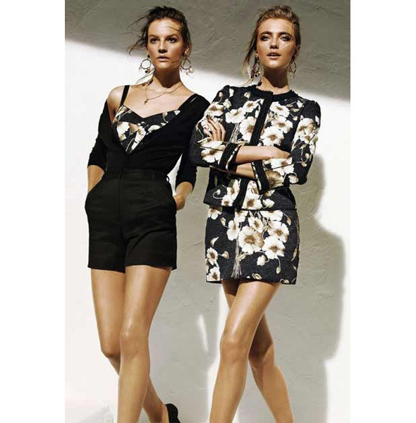 Изображение 219. Лукбуки: Dolce & Gabbana, Opening Ceremony, Uniqlo и другие.. Изображение № 18.