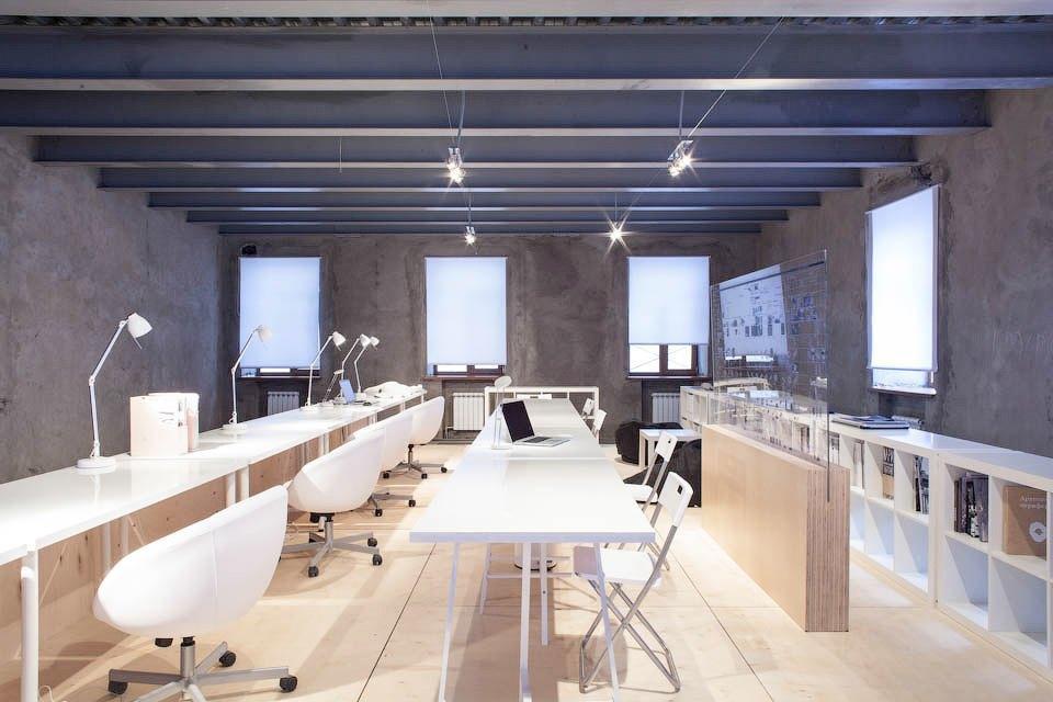 Как устроен офис архитектурной студии WALL. Изображение № 5.