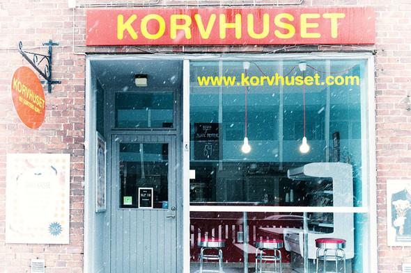 Закусочная Korvhuset. Изображение № 47.