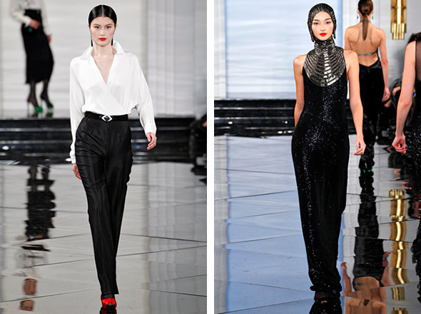 Изображение 14. Показы на неделе моды в Нью-Йорке: мнения.. Изображение № 13.