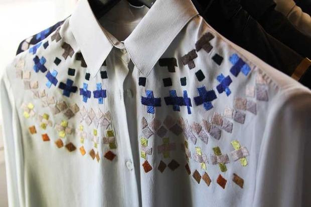 45 неожиданных идей для твоей рубашки. Изображение № 21.