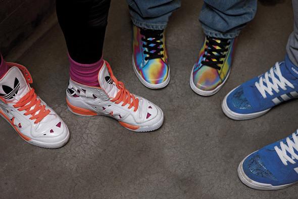 Изображение 43. ВСЕ С НАМИ. adidas запускает крупнейшую рекламную кампанию в своей истории.. Изображение № 32.