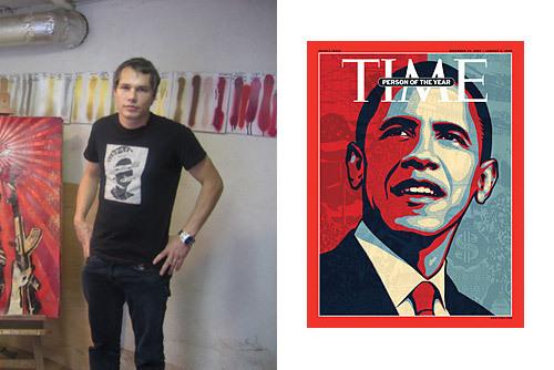 Персона года 2008 поверсии журнала Time. Изображение № 1.