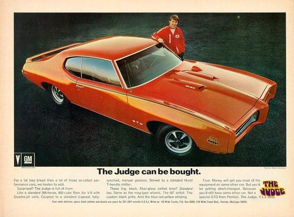 Muscle car– отрассвета дозаката. Изображение № 5.