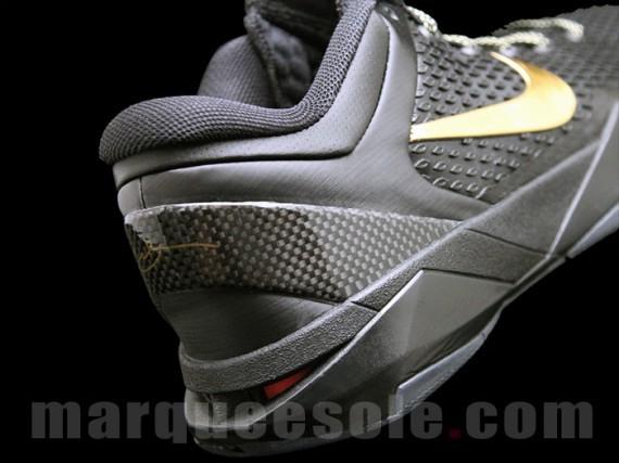 Nike Zoom Kobe VII Elite. Изображение № 9.