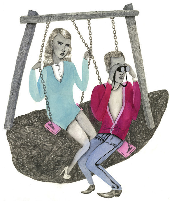 Иллюстрации Riikka Sormunen. Изображение № 3.