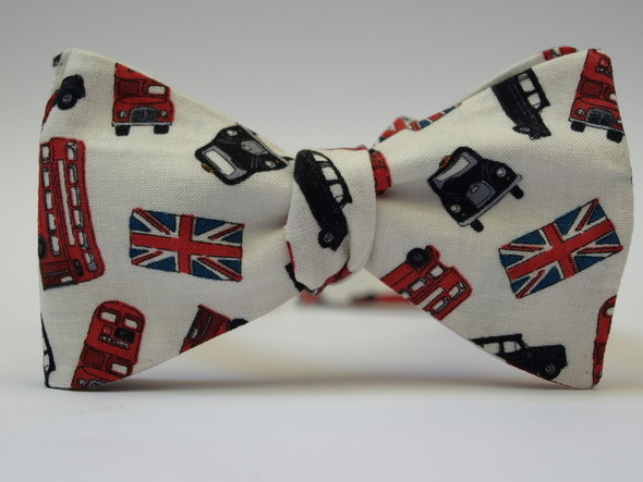 Churchill - новый украинский бренд галстуков-бабочек ручной работы. Изображение № 3.
