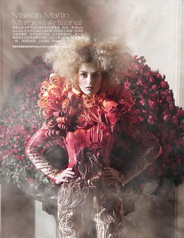 Harper's Bazaar China, апрель 2011. Изображение № 83.
