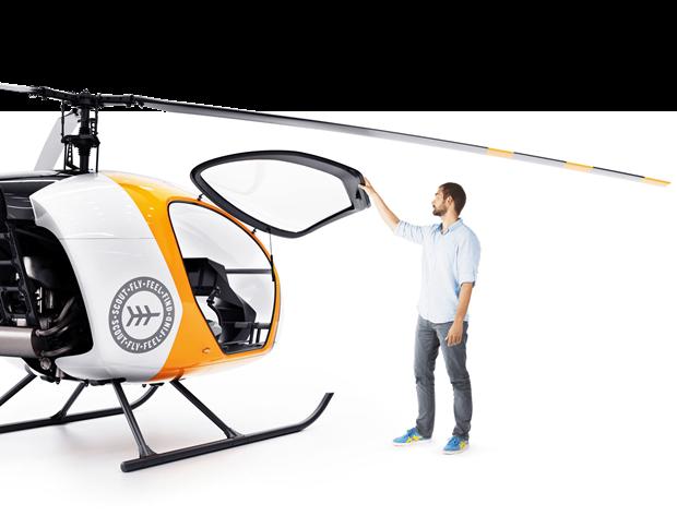 «Студия Артемия Лебедева» разработала корпус вертолёта. Изображение № 7.