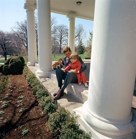 Архивные фотографии семьи Джона Кеннеди. Изображение № 4.