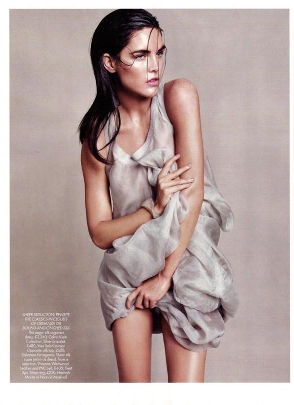 5 новых съемок: Elle, Harper's Bazaar, Numero и Vogue. Изображение № 18.