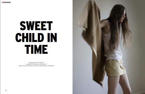 I LOVE FAKE - самые интересные фотосессии журнала. Изображение № 15.