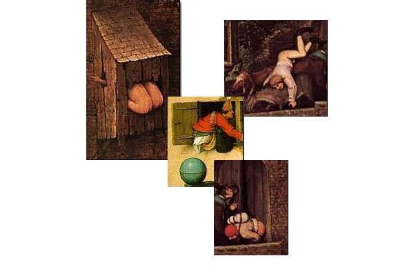 Необычные наблюдения в предметах искусства. Изображение № 7.
