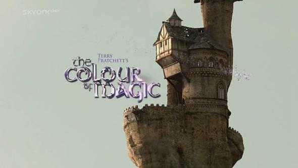 Цвет волшебства Терри Пратчетта, TheColour ofMagic. Изображение № 14.