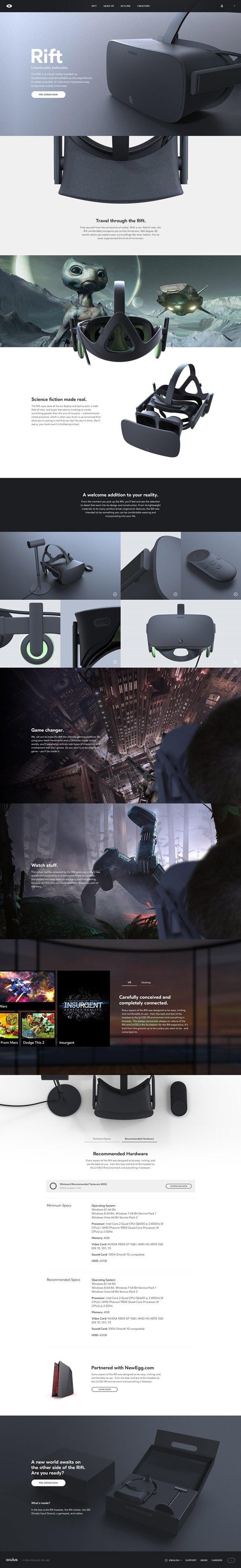 Появились фото прототипа финальной версии Oculus Rift . Изображение № 6.