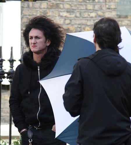 Шон Пенн рок-звезда. Изображение № 3.
