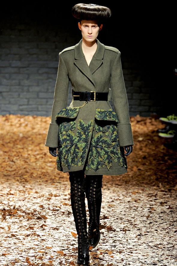 Лукбук McQ by A. McQueen F/W 2012-13, Женская и мужская коллекции. Изображение № 4.