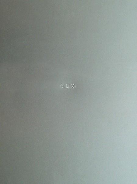 Книга Мадонны – «Секс». Изображение № 1.