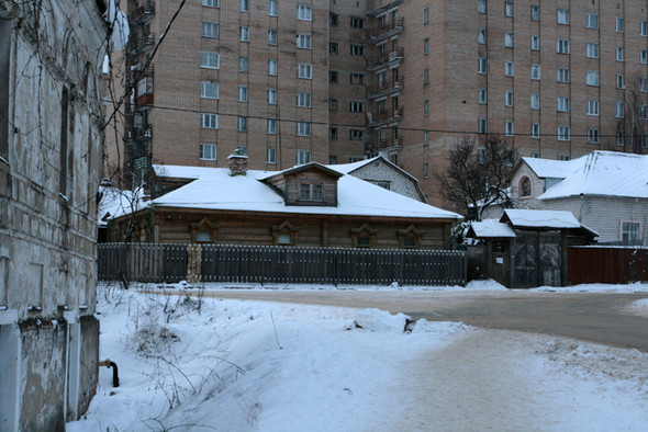 Дом-музей Цветаевой в Александрове. Изображение № 2.
